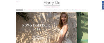 SALON SUKIEN ŚLUBNYCH MARRY ME - HOUSE OF BRIDES