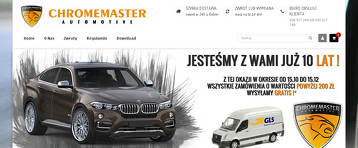 CHROMEMASTER AUTOMOTIVE